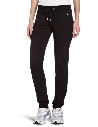 Champion - Pantalones para mujer Negro (new black)
