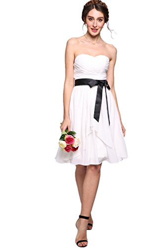 Buy dress with a bow on the back - 2