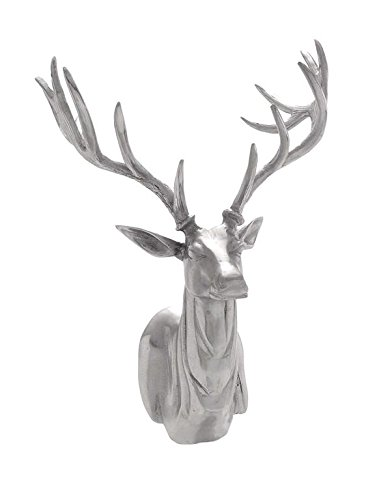 Deco 79 27526 Aluminium Trophy Head, 17″ by 23″ Review