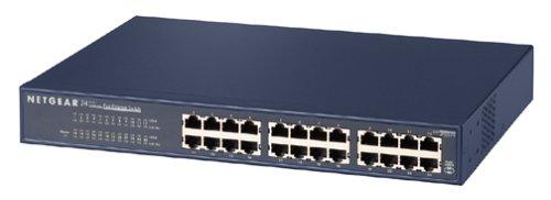 Netgear JFS524 ProSafe 24-port Fast Ethernet Switch by NETGEAR