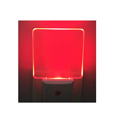 Red Led Wall Light in US - 5