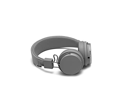 Urbanears Plattan 2 On-Ear Headphone, Dark Grey (04091669)