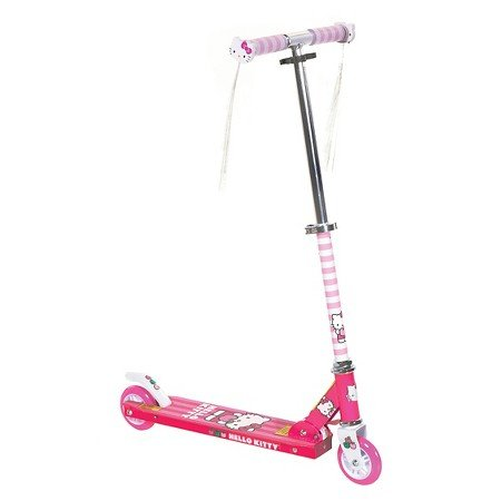 Hello Kitty Kick Scooter by Dynacraft- Pink- With Fun LED...