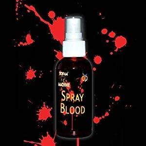Scream Machine Halloween Spray Fake Blood ()