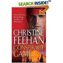 Conspiracy Game (GhostWalkers, Book 4)