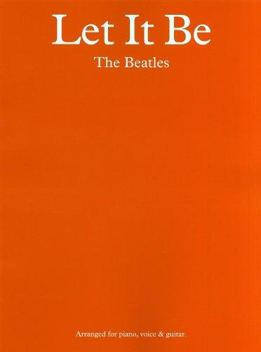 LET IT BE (Pvg): Amazon.es: Beatles: Libros en idiomas extranjeros