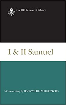 I and II Samuel (Otl) (Old Testament Library)