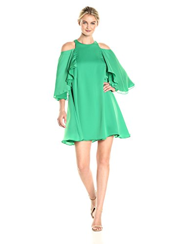 Halston Viridian Heritage Damen Damen Halston Heritage Kleid qFwv1Cdw