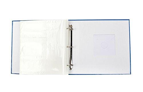 Arpan Large 3 Ring Binder Slip In Photo Album Holds 500 64
