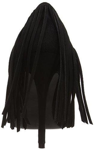 Spot On F9879 - Tacones Mujer Negro - negro