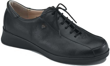 Finn Comfort - Zapatos de cordones para mujer negro - negro