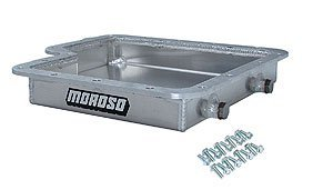 Moroso 42060 Transmission Pan for Ford C6