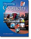 Discovering Geometry, Serra and Michael Serra, 1559538821