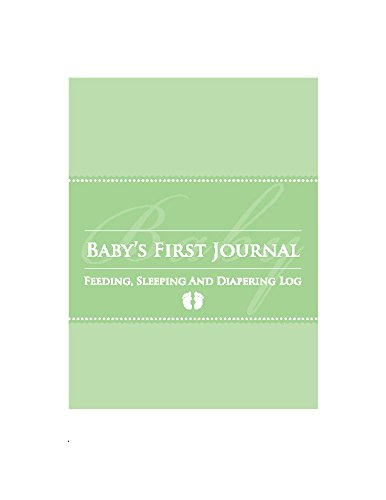 Glow Baby Baby's First Journal, Green 627843107873