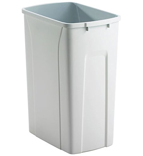 Trash Pull-Out Replacement Bins Plastic Waste Bins by Knape & Vogt