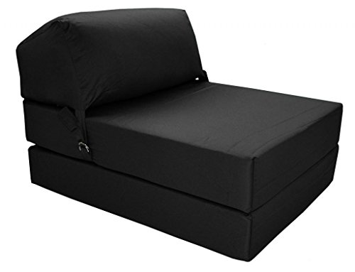 Gilda JAZZ CHAIRBED - Deluxe Single Chair z Bed Futon