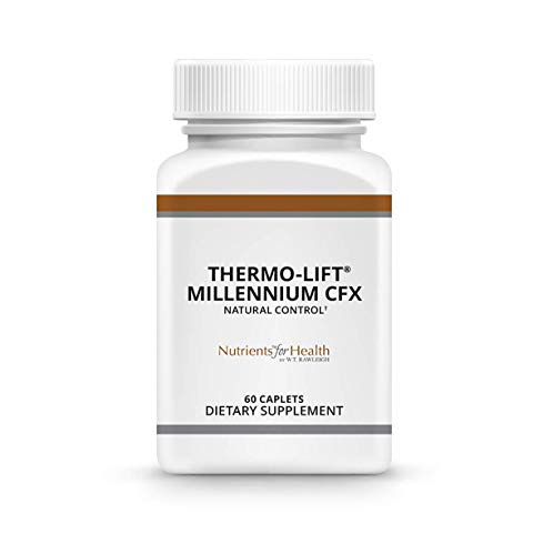 Carb Blocker - Weight Loss Pills - Appetite Suppressant - Diet Support - Fat Blocker - Thermo-Lift Millennium CFX : 60 Caplets – Nutrients for Health by WT Rawleigh by W.T. Rawleigh (Image #6)