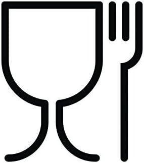 Ertex Tischdecke Tischfolie Schutzfolie Tischschutz Folie Transparent 2,5 mm 1A Qualität geeignet für den Kontakt mit Lebensmitteln (60 x 120 cm)