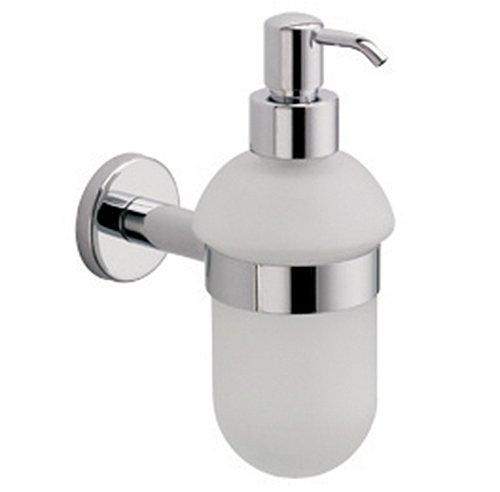 La Toscana AT01D CR Atlanta Soap Dispenser, (Chrome Atlanta Soap)