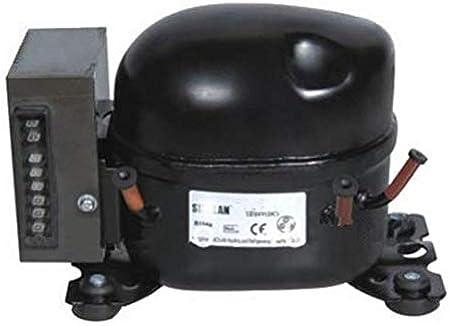 GOWE DC 12V/24V compresor para dispensador de agua pequeño refrigerador pequeño congelador
