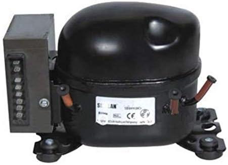 GOWE 12 V/24 V DC compresor para moble nevera congelador para ...