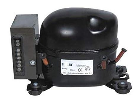 GOWE DC 12 V/24 V compresor para dispensador de agua pequeño refrigerador pequeño congelador para coche nave Camping: Amazon.es: Bricolaje y herramientas