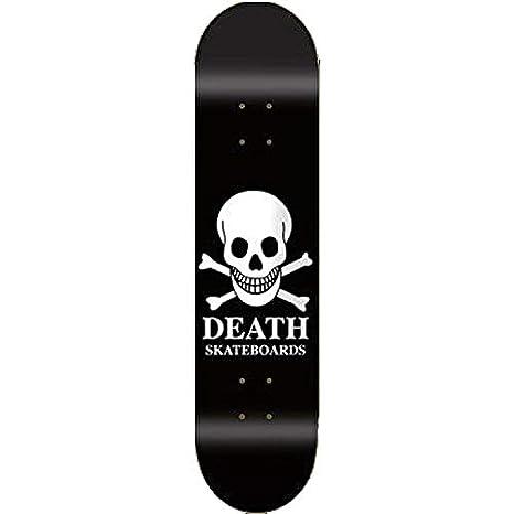 Death OG Skull Skateboard Deck