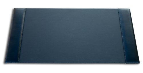 (Dacasso Black Econo-Line Leather Desk Pad, 30 by 18 Inch)