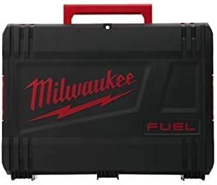 Milwaukee 4932378986 - Estuche apilable para taladro o atornillador inalámbrico
