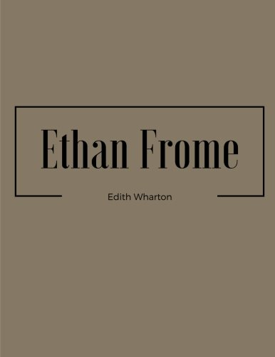 "an analysis of themes in ethan frome by edith warton Essay ethan frome by edith wharton setting analysis setting analysis of ethan frome by: mary thompson ethan frome analysis in edith wharton's novel ethan frome, setting is an important element the setting greatly influences the characters, transportation, and activities the setting takes place in a small town called ""starkfield."