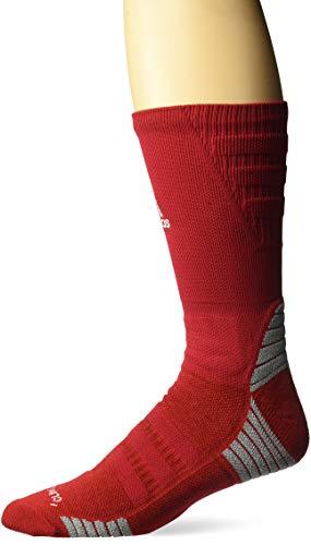 adidas Unisex Alphaskin Maximum Cushioned Crew Sock