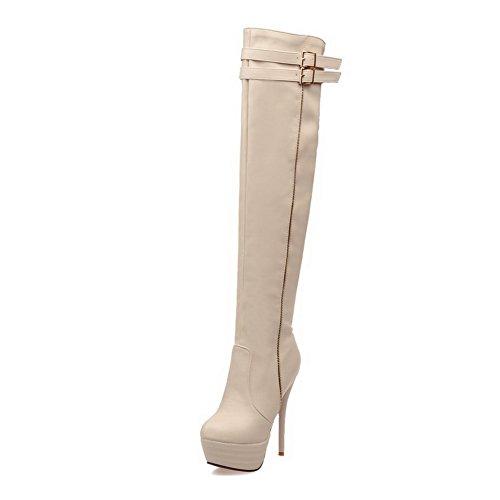 an-girls-stiletto-platform-buckle-beige-imitated-leather-boots-85-bm-us