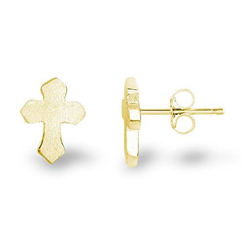 Yellow Mens Earring - 5