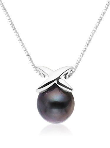 Manufacture Royale Des Perles Du Pacifique Collier Noir