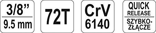 /Ratchet Handle 3//8/ Yato yt-0731/