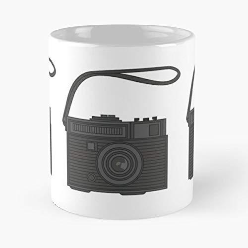 Camera Old School Vector - 3