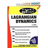 img - for Schaum's Outline of Lagrangian Dynamics 1st (first) edition Text Only book / textbook / text book
