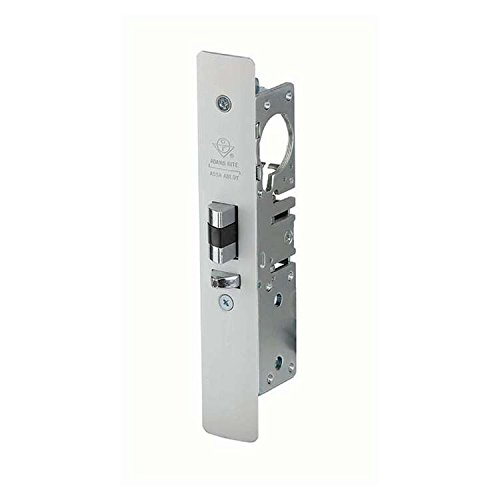 Adams Rite 4530-35-101-313 Standard Duty Deadlatch For Aluminum Stile Doors (1-1/8'' Backset)