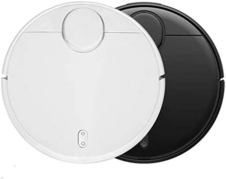 Xiaomi XM200023 Robot Aspirador, 33 W, 0.3 litros, 76 Decibeles, Color Negro: Amazon.es: Hogar