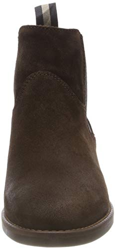 Marron 790 Dark Chelsea Brown Femme O'Polo Boots Marc 41qzIz