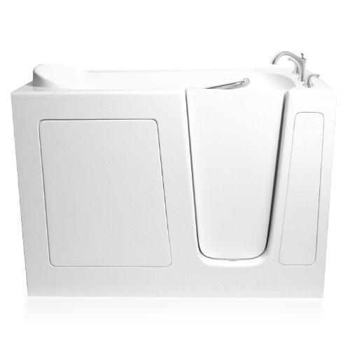 Ariel EZWT-3060-SOAKER-R Walk in Bathtub Right Side Drain, 60