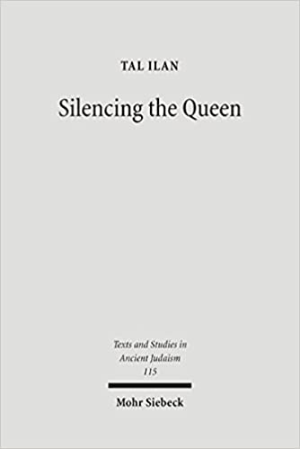 Silencing the Queen: The Literary Histories of Shelamzion and Other Jewish Women