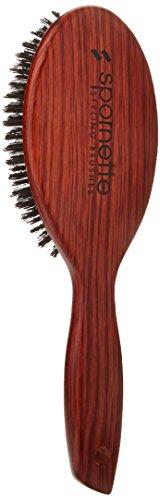 Spornette DeVille 100 Boar Bristle Oval Cushion Brush