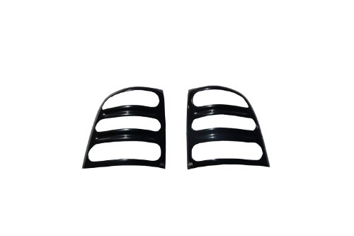 Auto Ventshade 36930 Slots Taillight Cover, 2 (Ford Ranger Tail Light Covers)