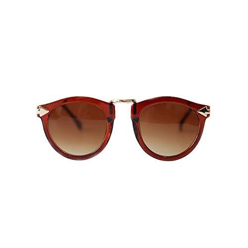 de grande UV et lunettes soleil Europe Lunettes soleil protection de rondes mode Amérique boîte NIFG 6qS5w1xS