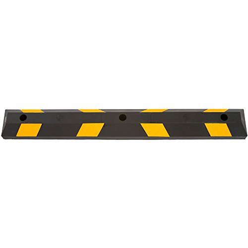 Guardian DH-PB-9 Heavy Duty Rubber Parking Curb-48 Long by Guardian (Image #3)