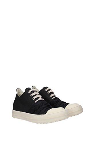 Rick Owens Chaussures De Sport Drkshdw Damen - Stoff (f2802ryevp) Eu Schwarz