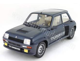 Renault 5 Turbo 2 resina modelo coche