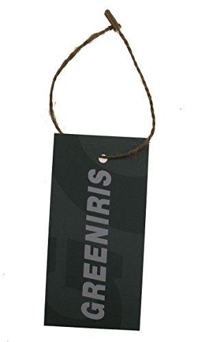 mujeres marrón las de modernas calidad señora largo Funda de Greeniris cuero monedero tarjeta titular de de alta Cartera 1qBxC5
