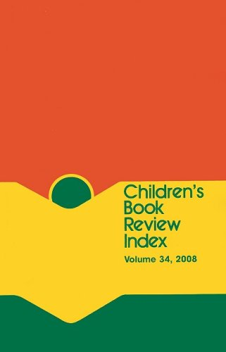 Children's Book Review Index: 2007 Cumulative Index (Children's Book Review Index  Cumulative) ebook